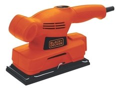 Lijadora Orbital 138w 1/3 Hoja Black Decker Cd455-ar