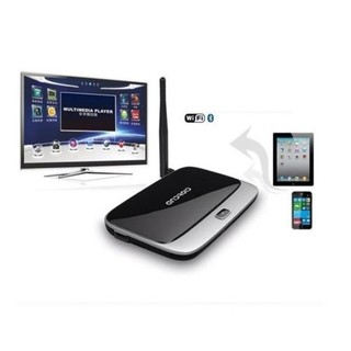 Tv Box + Control Smart Tv Android Internet Peliculas Cs918 - comprar online