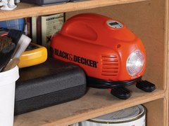 Inflador Black And Decker Asi200 Compresor 8.27 Bar  - tienda online