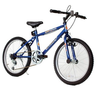 Bicicletas Halley Mountain Bike 19070 Rodado 20