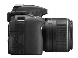 Imagen de Camara Digital Nikon D3300 Kit 18-55 Vr Full Hd 24.2 Mpx