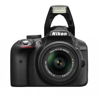 Camara Digital Nikon D3300 Kit 18-55 Vr Full Hd 24.2 Mpx en internet