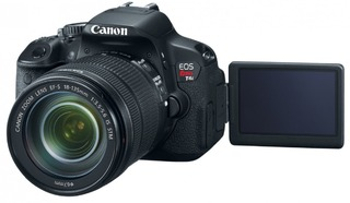 Camara Digital Canon Eos T5i / 700d 18-55 Mm 18mp Full Hd G