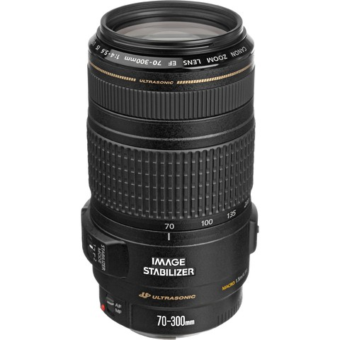 Lente Canon Ef 70-300mm F/4-5.6 Is Usm Originales Nuevos!