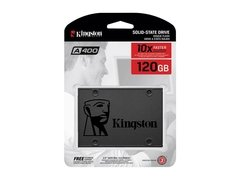 Disco Solido Ssd Kingston A400 120gb SATA