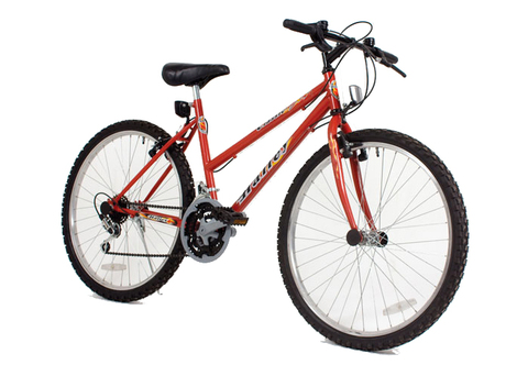 Bicicletas Mountain Bike Halley 19153 18v Rod 26 Dama