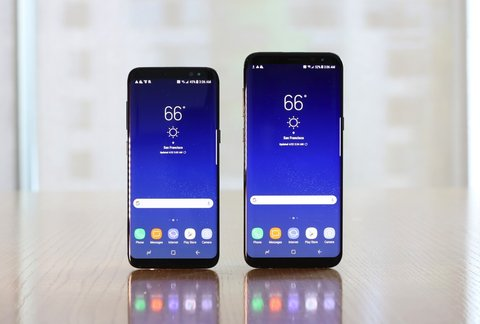 Celular Samsung Galaxy S9 Plus 64gb 6gb Ram S9+ en internet