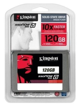 Kingston Disco Ssd 120gb Estado Solido Sata 3 Notebook / Pc