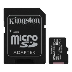 Memoria Kingston Micro Sd 16gb Canvas Select Plus 100mbs A1 en internet