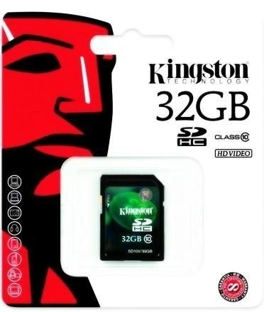 Memorias Sd Hc 32gb Kingston Clase 10 Combo 3 Unidades