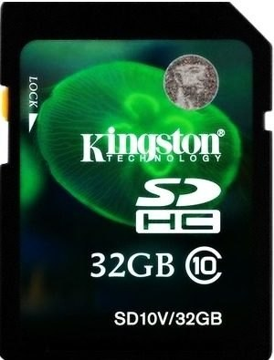 Memoria SdHc 32gb Kingston Clase 10