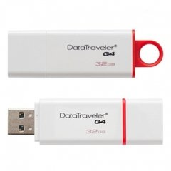 Pendrive Kingston 32gb DataTraveler G4 Usb 3.1 3.0 en internet
