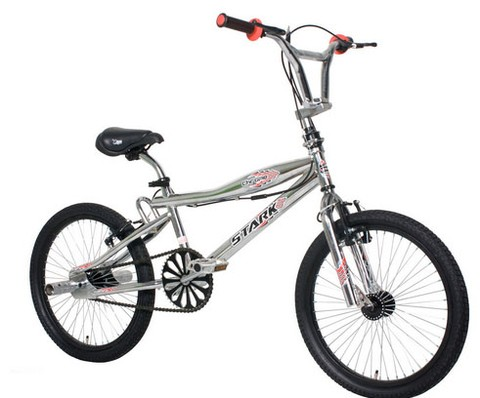 Bicicleta Freestyle Rod 20 Dzx Stark 6099 Pedalines Y Rotor