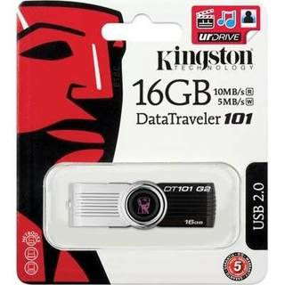 Pendrive Kingston 16gb Dt101 G2 - comprar online