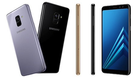 Samsung Galaxy A8 32gb 4gb Ram Pantalla AMOLED Full HD 5.6