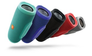 Parlantes Bluetooth Jbl Charge 3 Iphone Android Sumergible