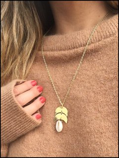 COLLAR GEM CARACOL LOVE LOLA