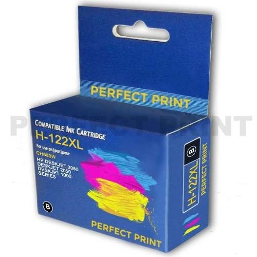 Cartucho Hp 122 Xl Negro Alternativo Deskjet 1000 2050 3050