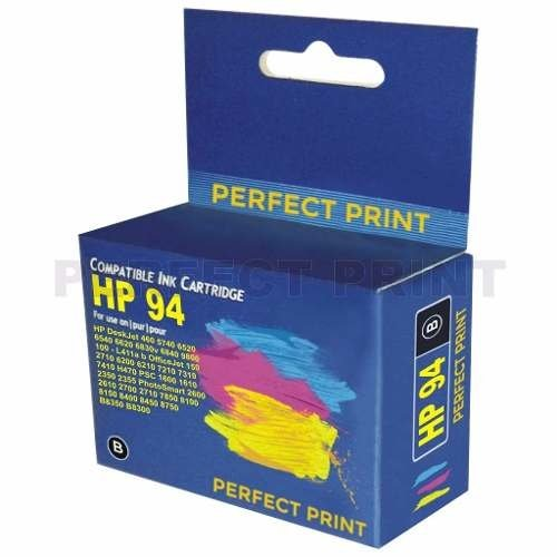 Cartucho Alternativo Hp 94 95 Combo Negro Color 9800 Psc1610 en internet