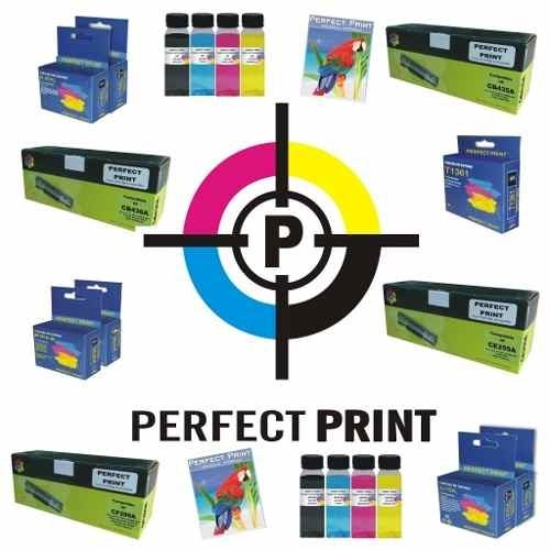 Cartuchos Alternativos Para Epson T50 R270 6 Colores - Perfect Print