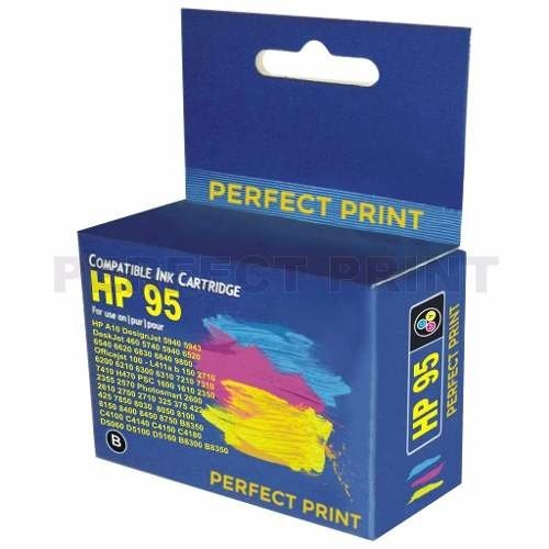 Cartucho Alternativo Hp 94 95 Combo Negro Color 9800 Psc1610 - Perfect Print