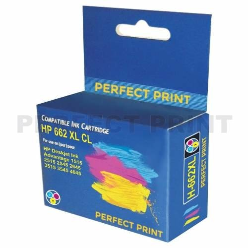 Cartucho Hp 662 Xl Color Alternativo Nuevo 1515 2515 2545