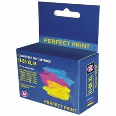 Combo 4 Cartuchos Alternativo Hp 88 Xl Officejet Pro K5400 K550 K8600 L7480 L7580 L7590 L7650 L780  L7700 L7750 L7780