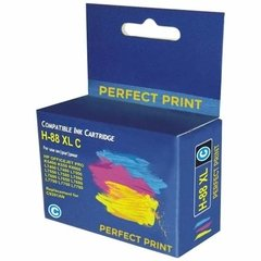 Imagen de Combo 4 Cartuchos Alternativo Hp 88 Xl Officejet Pro K5400 K550 K8600 L7480 L7580 L7590 L7650 L780  L7700 L7750 L7780