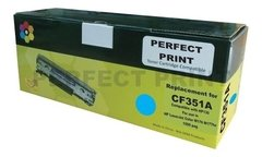 Toner Alternativo Juego X 4 Para Hp M176 M177 130 Color - Perfect Print