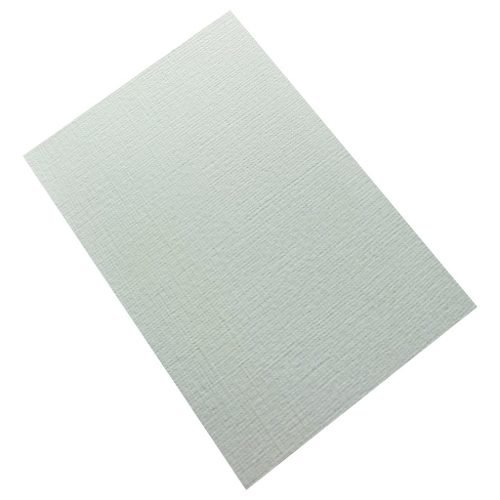 Papel Constellation Tela Fine Snow 240 Grs A3 X 10 Hojas