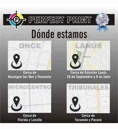 Papel Inkjet A4 100 Hojas 110 Grs Foto Mate Apto Sublimación - Perfect Print