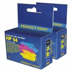 Cartucho Alternativo Hp 94 95 Combo Negro Color 9800 Psc1610