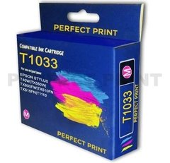 Juego 4 Cartuchos Epson 103 T40w Tx600 Tx550 Alternativo - Perfect Print