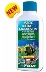 Solucion Acuarios Marinos Magic Iodine+magnesium X 250 Ml