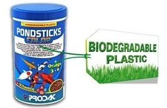 Alimento Prodac Pondsticks Color X 150 Grs