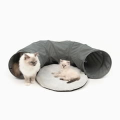Tunel Para Gatos Cat It Vesper Gris
