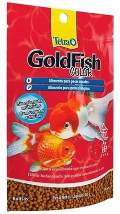 Tetra Goldfish Color X 220 Grs