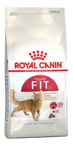 Alimento Royal Canin Feline Health Nutrition Fit 32 Gato Adulto 15kg