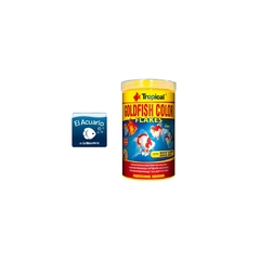 Alimento Para Peces  Tropical Goldfish Color X 50 Grs