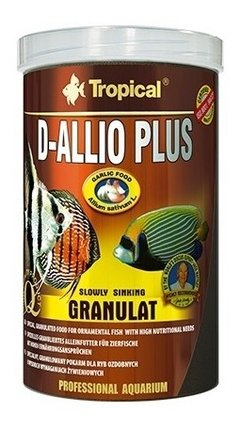 Alimento D-allio Granulat X 150 Grs Tropical