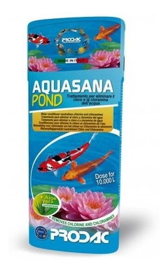 Acondicionador De Agua Para Estanques  Aquasana Pond X 500ml