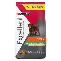 Excellent Dog Puppy Premium 20kg+2 De Regalo!