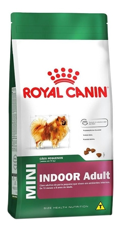 Royal Canin Dog Mini Indoor x 3 kg
