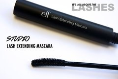 ELF Mascara Lash Extending Black/Preto 7.5ml