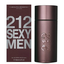 Perfume 212 SEXY MEN edt 100ML