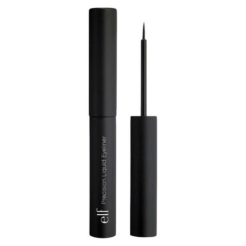 ELF - Delinador Precision Liquid - 81206 Black/Preto