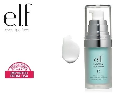 Primer E.L.F Hydrating Face Primer Clear 14ml na internet