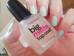 Sally Hansen Big Matte Top Coat 11.8ml - loja online