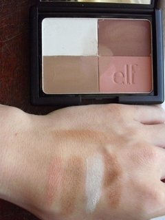 Bronzer - e.l.f. - Cool 4 Cores - LuckEnjoy