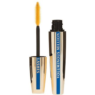Loreal Mascara Voluminous Million Lashes Waterpoof/A Prova d'água 670 Black/Preto